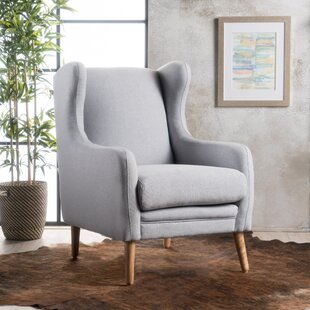 Cooper Wingback Chair by Ivy Bronx
