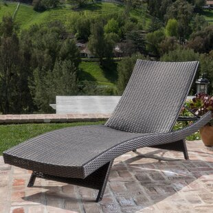 Mercury Row Athanasius Reclining Chaise Lounge