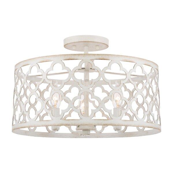 Beautiful Semi Flush Light Fixture Wayfair