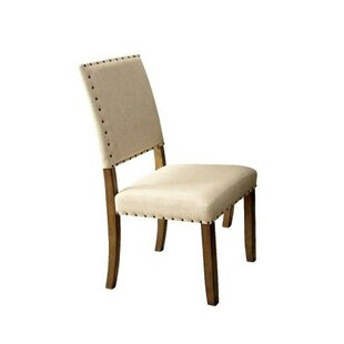 Wanda Upholstered Dining Chair (Set of 2) Gracie Oaks