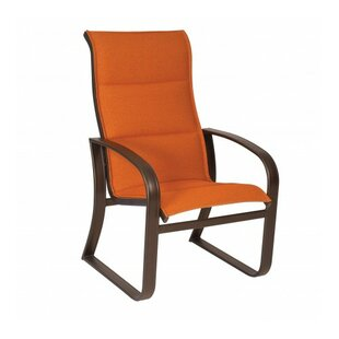 Cayman Isle Patio Dining Chair By Woodard
