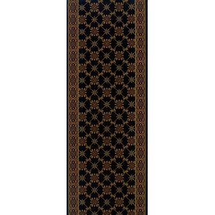 Online Reviews Sherghati Black Area Rug By Meridian Rugmakers