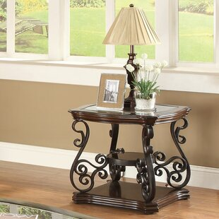 Find a Bearup End Table By Astoria Grand