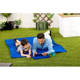 Carry Handle Roll Up Picnic Blanket By Sol 72 Outdoor