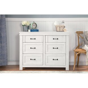 Order Hollis 6 Drawer Double Dresser by Million Dollar Baby Classic Reviews (2019) & Buyer's Guide