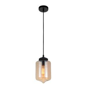 Glass 1-Light Mini Pendant