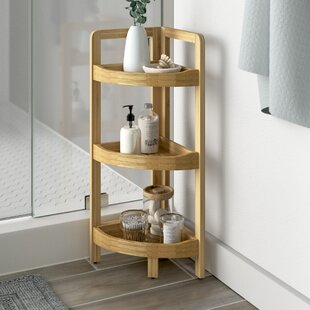 Caryn 905 W x 244 H Bathroom Shelf by Dotted Line