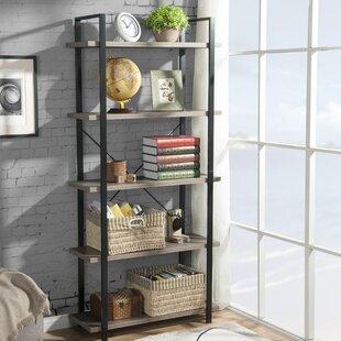 Dunluce Standard Bookcase Gracie Oaks