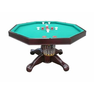 Slate 4' Bumper Pool Table with Accessories by Berner Billiards