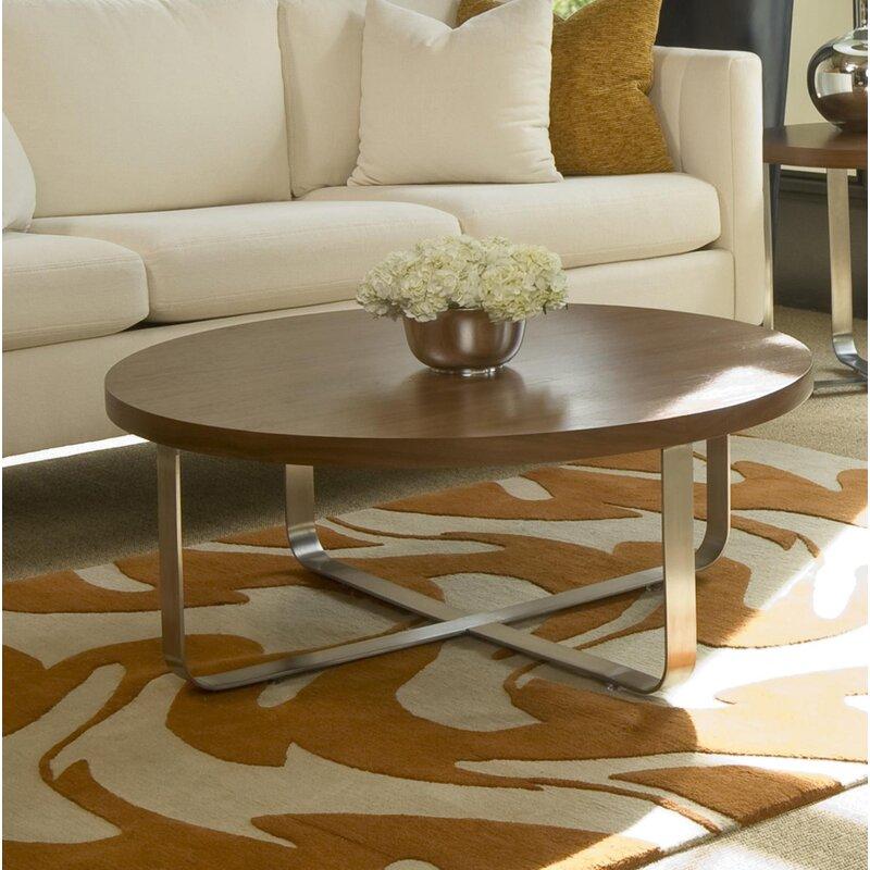 Allan Copley Designs Artesia Cross Legs Coffee Table Reviews Wayfair
