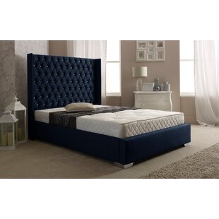 online store 54178 92c24 Royal Blue Bed Frame | Wayfair.co.uk