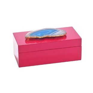 Read Reviews Agate Lacquered Jewelry Box By Sara Reynolds Jewelry