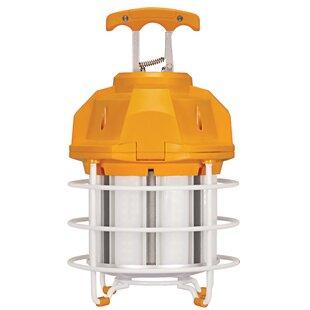 Satco 60W LED Caged Lantern (Set of 4)