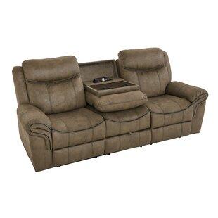 Charlton Home Roloff Reclining Sofa