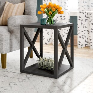 Odile End Table by Laurel Foundry Modern Farmhouse