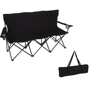 Allie Folding Camping Bench by Freeport Park
