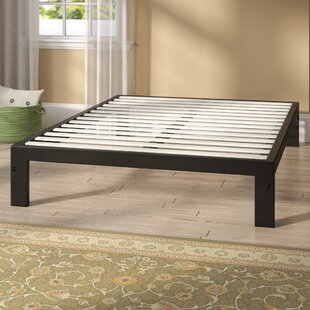 premium selection 1ef06 fac0a Low To The Ground Bed Frame | Wayfair