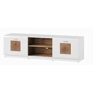 Vicente Wood Large 61 TV Stand by Corrigan Studio