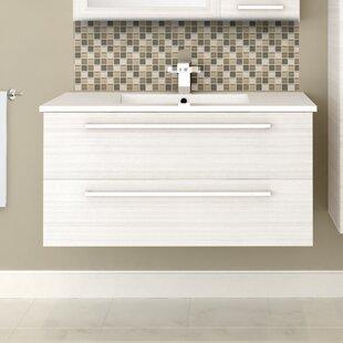 Silhouette 36 Single Bathroom Vanity Set