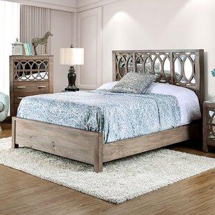 Zaragoza Panel Bed