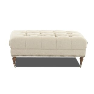 Lilliana Cocktail Ottoman by Darby Home Co