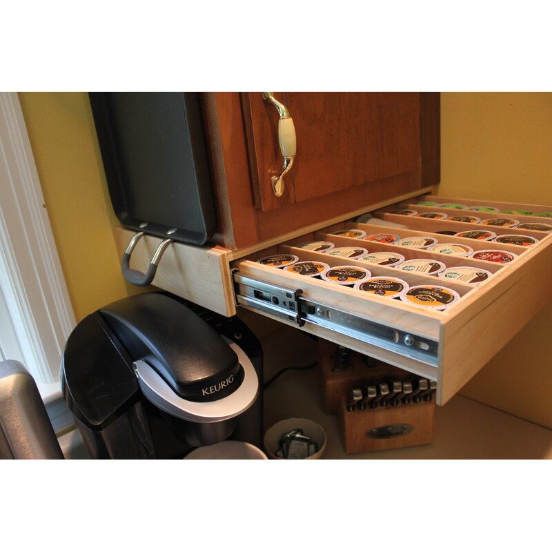 Genial Coffee Pod Storage