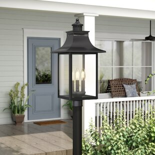 Caswell Outdoor 3-Light Lantern Head