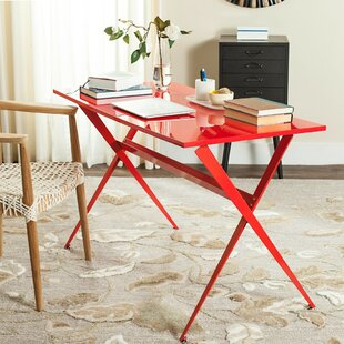 Eatonton Chapman Writing Desk by Zipcode Design Great price