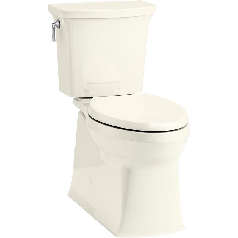 Kohler Corbelle With Continuous Clean Comfort Height Two Piece