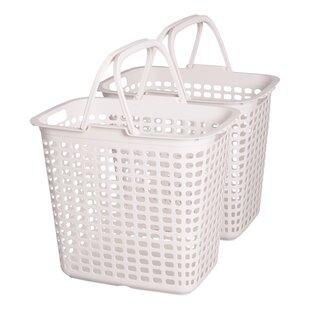 Laundry Basket (Set Of 2) By IRIS