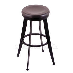 Evert 30 Swivel Bar Stool by Winston Porter