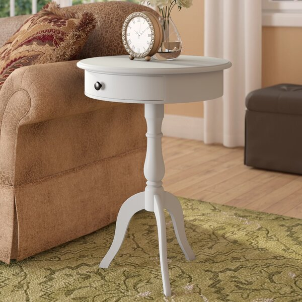 30 Inch Tall Side Table | Wayfair