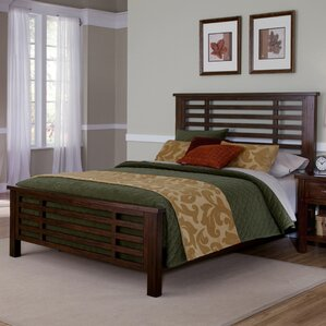 Rockvale Panel Bed by Loon Peak
