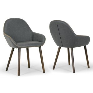 Alan Arm Chair (Set of 2) by Glamour H..