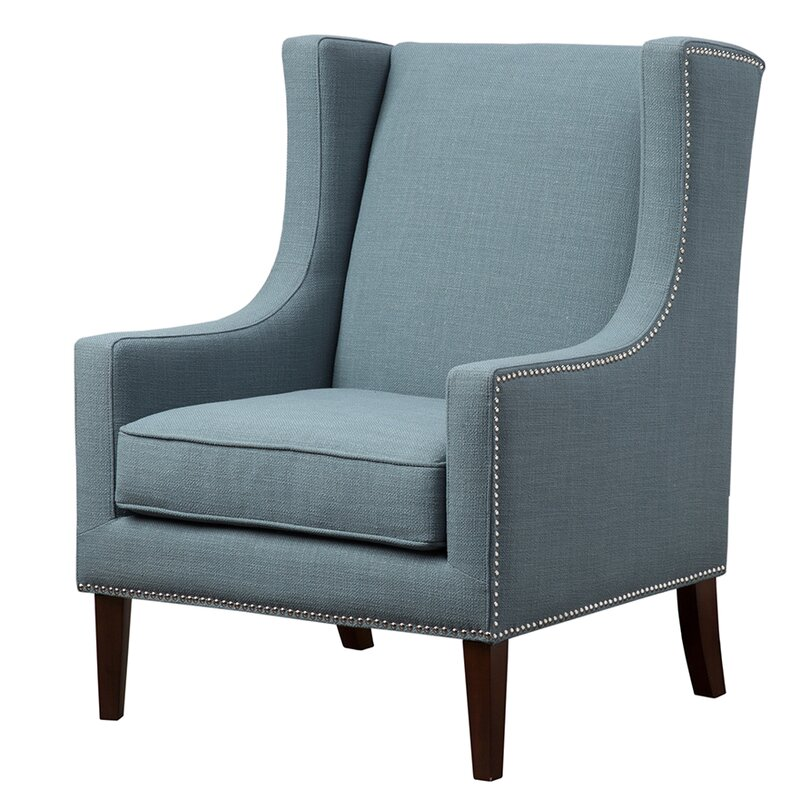 Superbe Agnes Wingback Chair