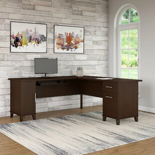 Red Barrel Studio Somerset L-Shaped Executive Desk