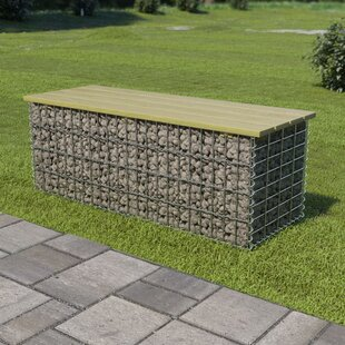 Trevin Steel Bench Image
