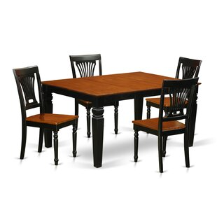 Armadillo 5 Piece Dining Set by Darby Hom..