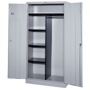 Combination 78 H x 36 W x 24 D Storage Cabinet by Parent Metal Products