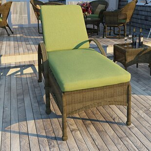 Forever Patio Rockport Chaise Lounge with Cushion
