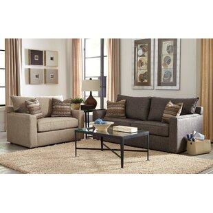 Full Sleeper Sofa by Overnight Sofa