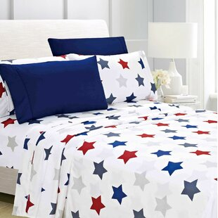 Alydar Stars Geometric Sheet Set