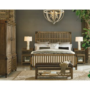 Brigadoon Panel Bed by Loon Peak Fresh