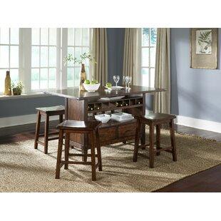 Colberta 5 Piece Dining Set by Birch Lane™