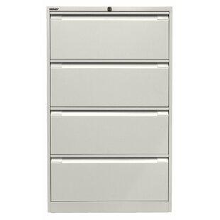 4 Drawer Filing Cabinet By Bisley