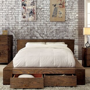 Bushman Storage Platform Bed