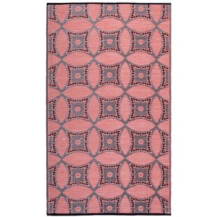 Seeman Black Indoor/Outdoor Area Rug