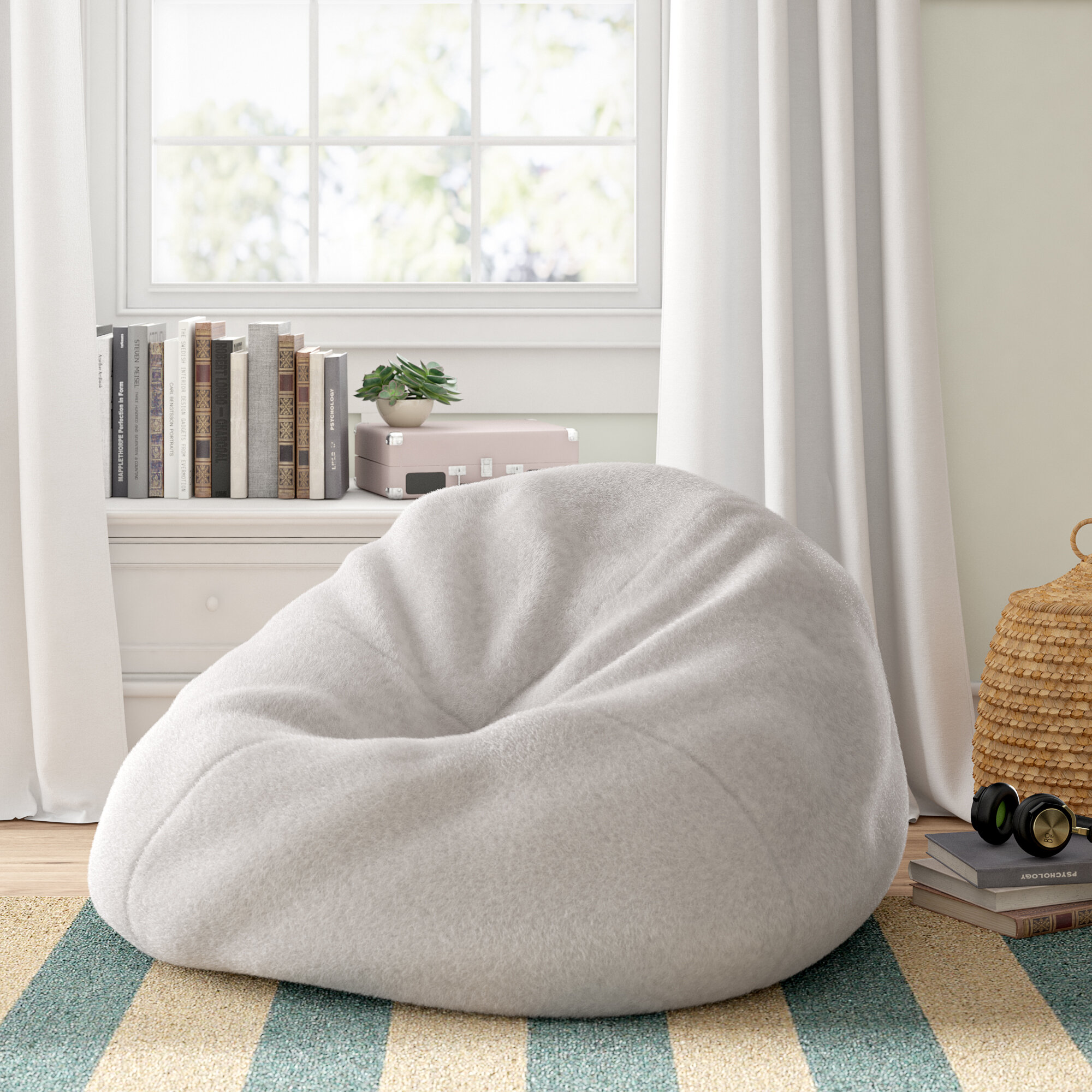 Stupendous Large Bean Bag Chair Caraccident5 Cool Chair Designs And Ideas Caraccident5Info
