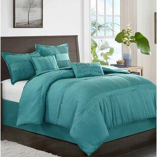 Lars 6 Piece Comforter Set