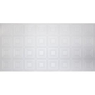 glue up ceiling tile in white - White Ceiling Tiles